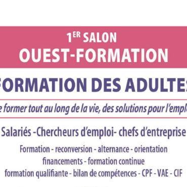 Salon Ouest Formation <br/>(44 Rezé)